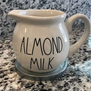 "Rae Dunn - ""Almond Milk"""